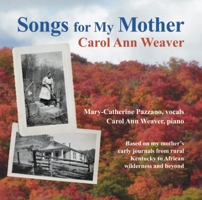 Songs for Mother CD